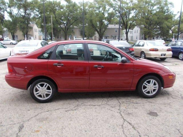 2003 FORD FOCUS SE for sale in Whitehall, OH
