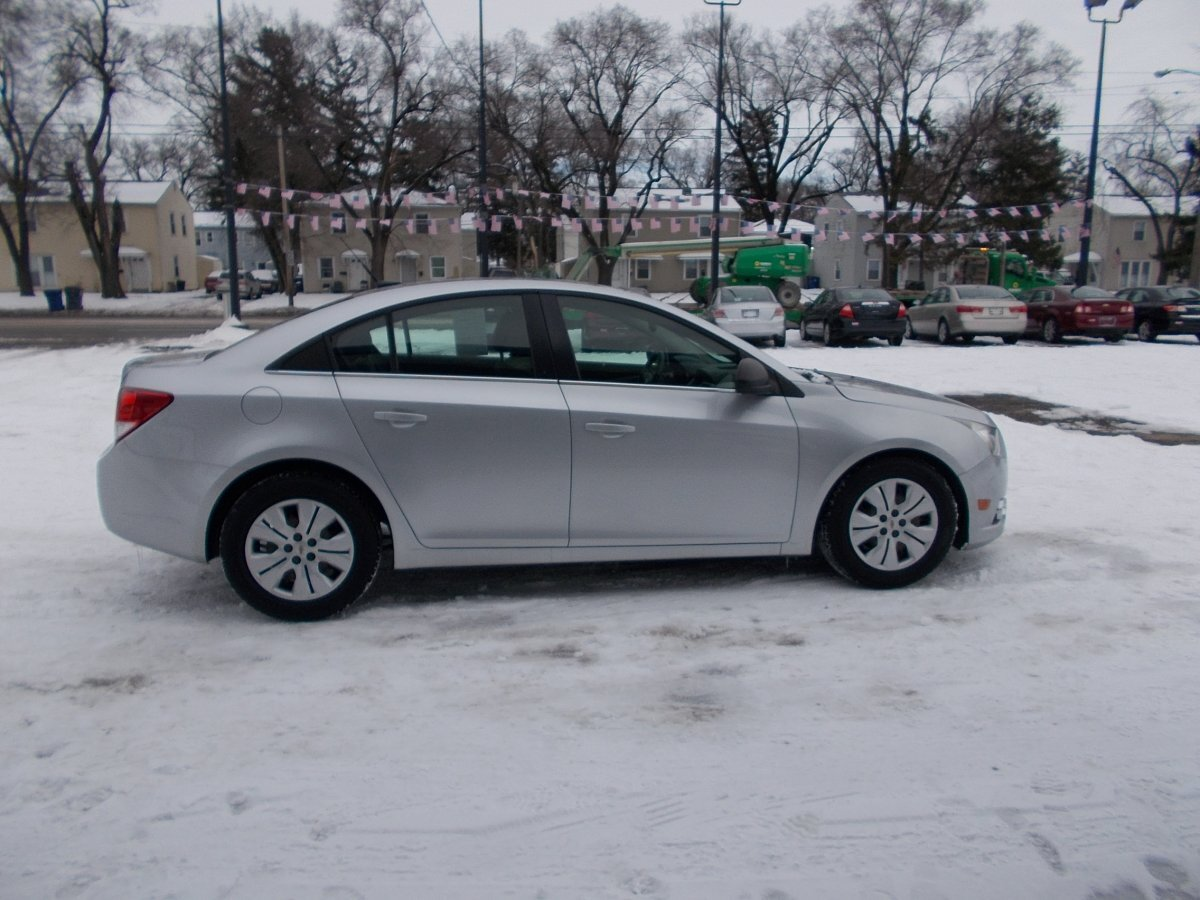 2012 CHEVROLET CRUZE 2LS for sale in Whitehall, OH