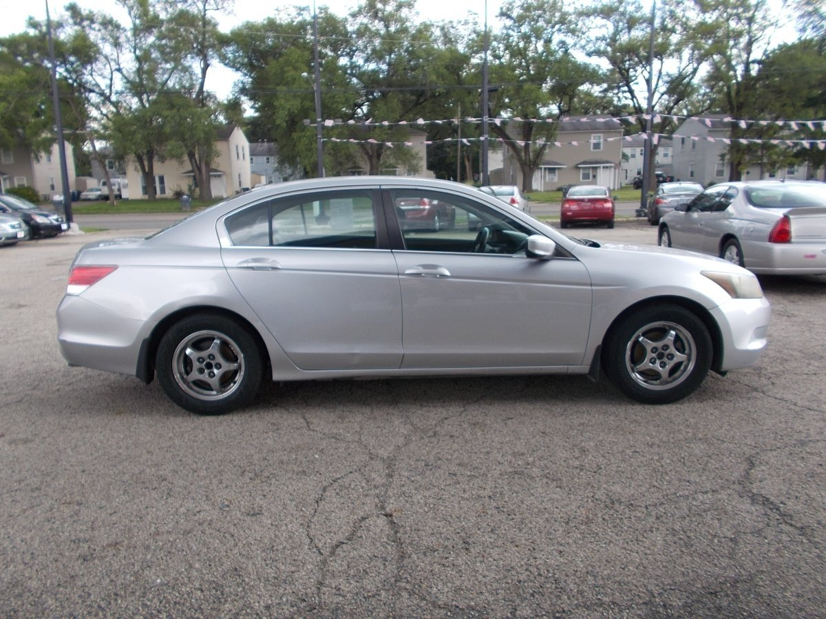 2009 HONDA ACCORD LX Sedan AT for sale in Whitehall, OH