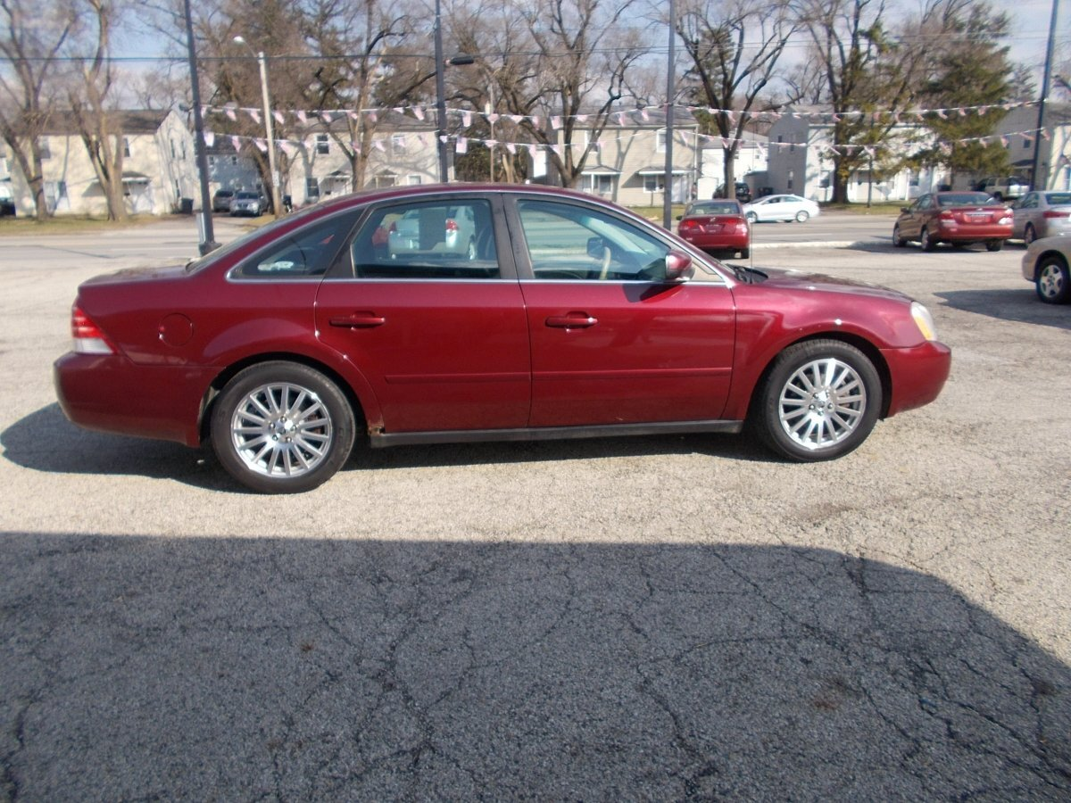 2006 MERCURY MONTEGO PREMIER for sale in Whitehall, OH