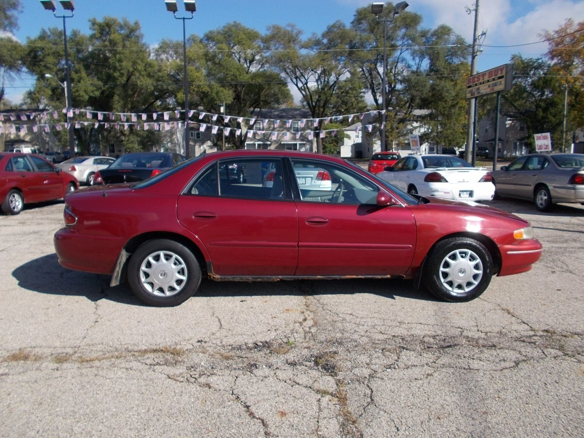 2004 BUICK CENTURY Sedan for sale in Whitehall, OH