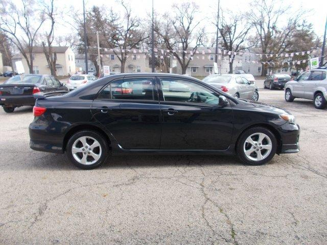 2012 TOYOTA COROLLA S for sale in Whitehall, OH
