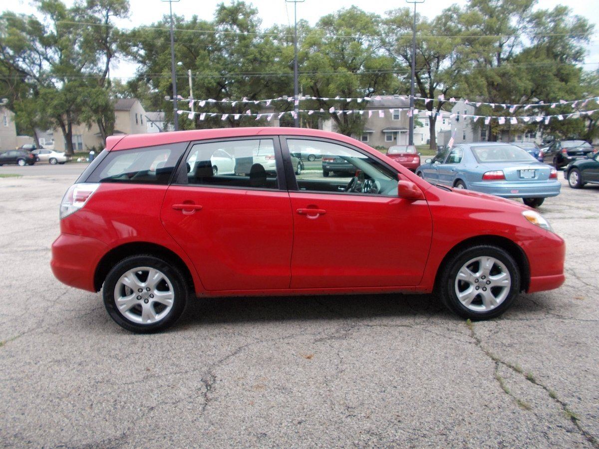 2005 TOYOTA MATRIX AWD XR for sale in Whitehall, OH