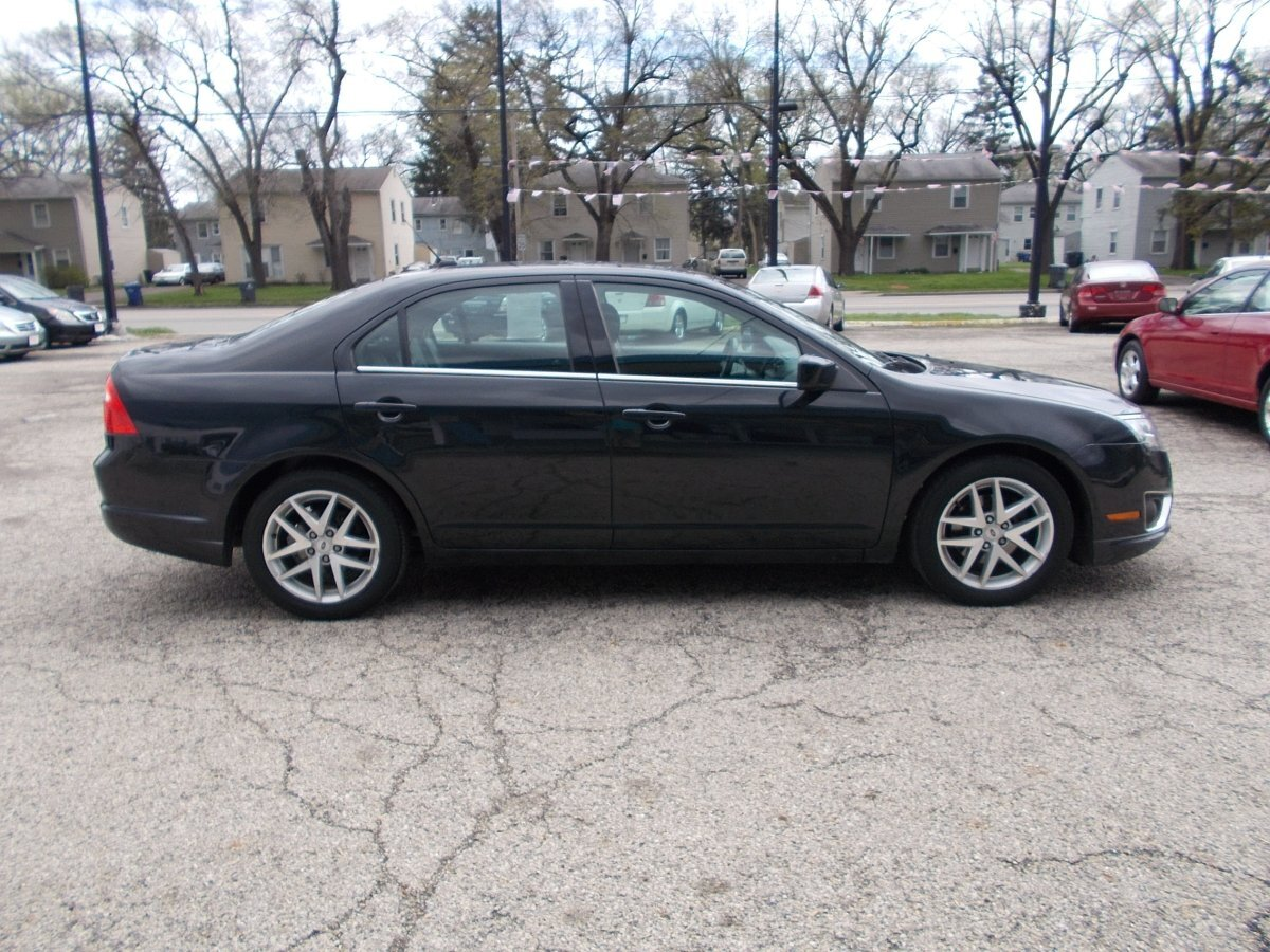 2012 FORD FUSION SEL for sale in Whitehall, OH