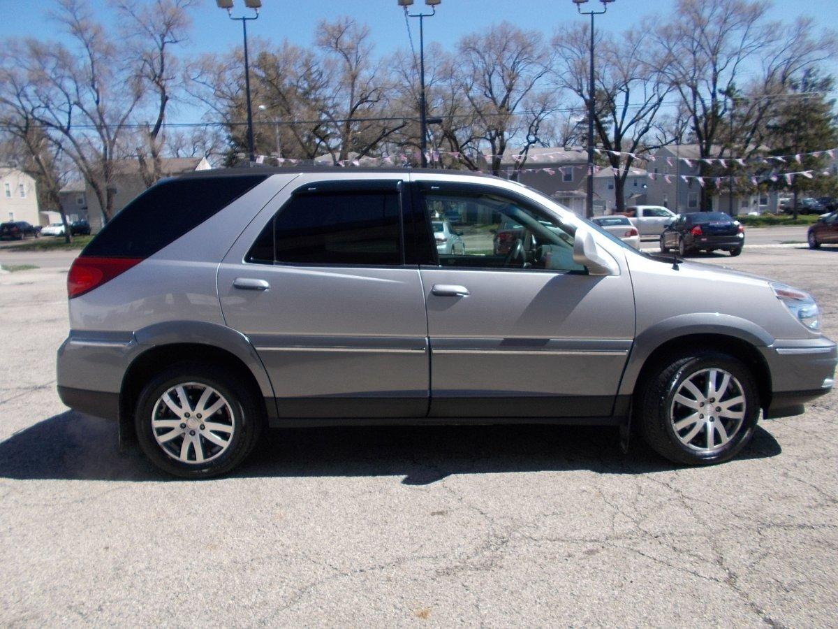 2006 BUICK RENDEZVOUS CX AWD
