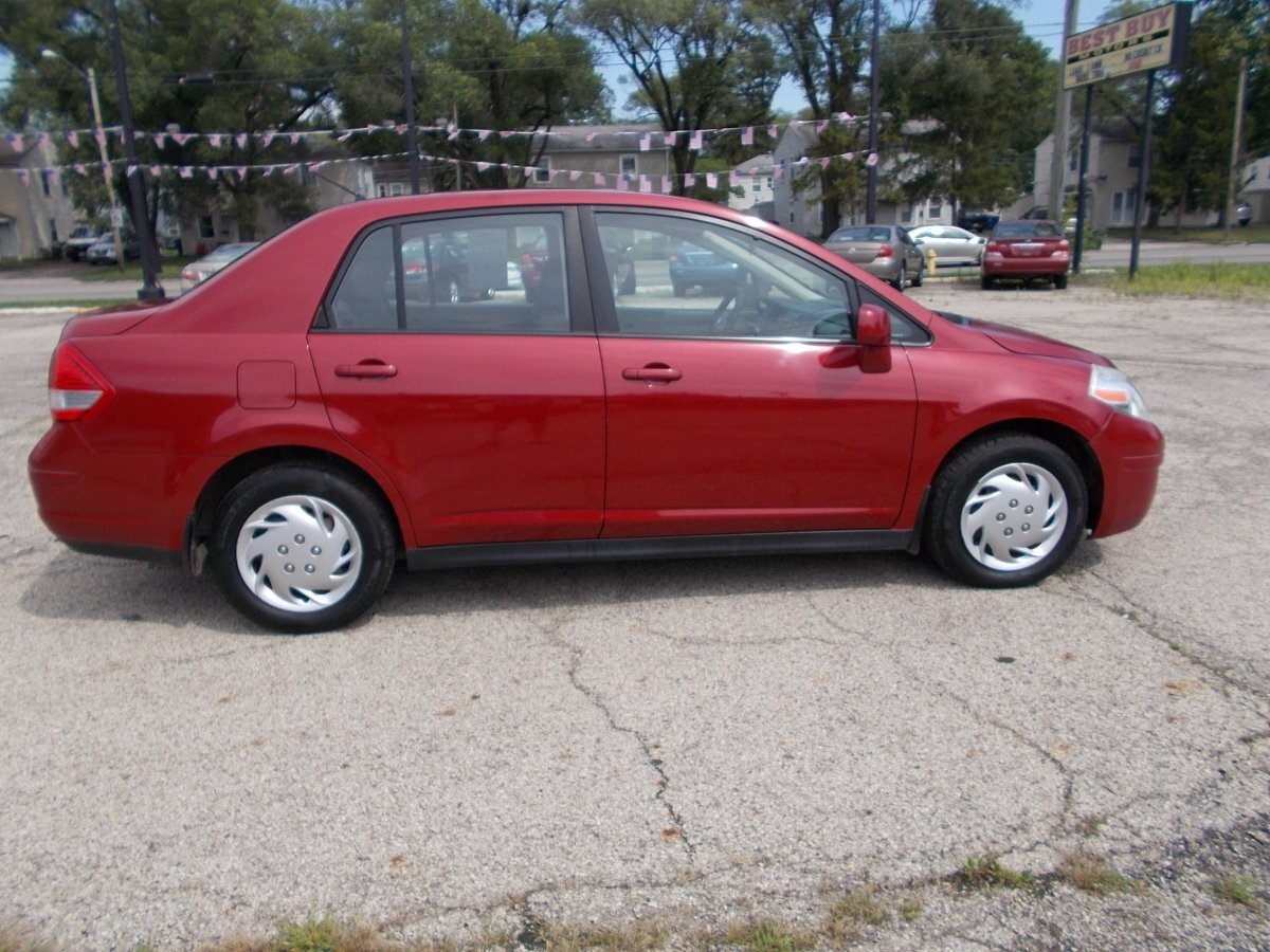 2009 NISSAN VERSA SL for sale in Whitehall, OH