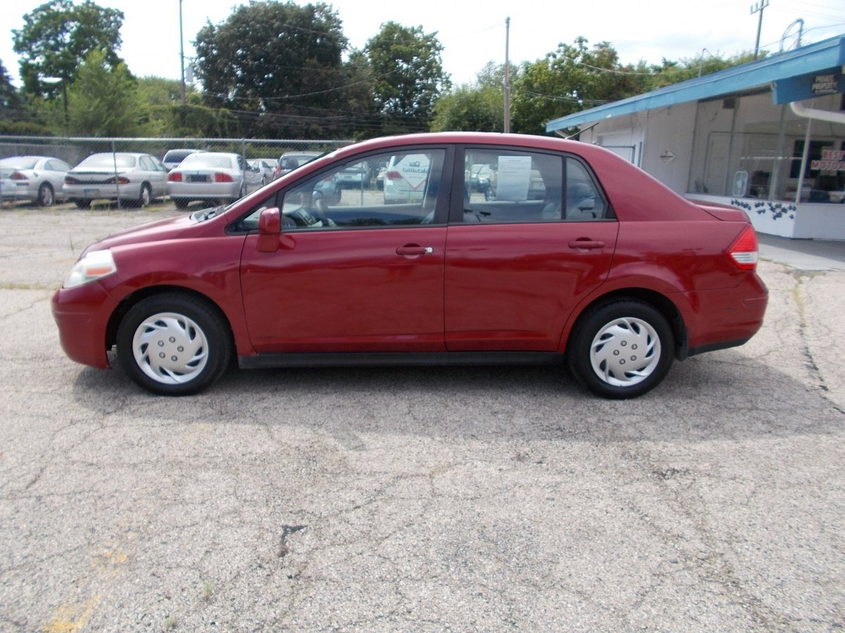 2009 NISSAN VERSA SL - Photo 3