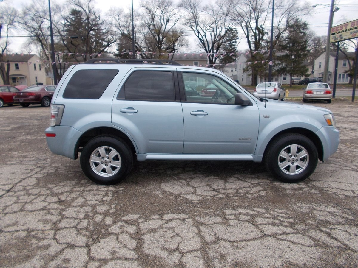 2008 MERCURY MARINER V6 2WD for sale in Whitehall, OH