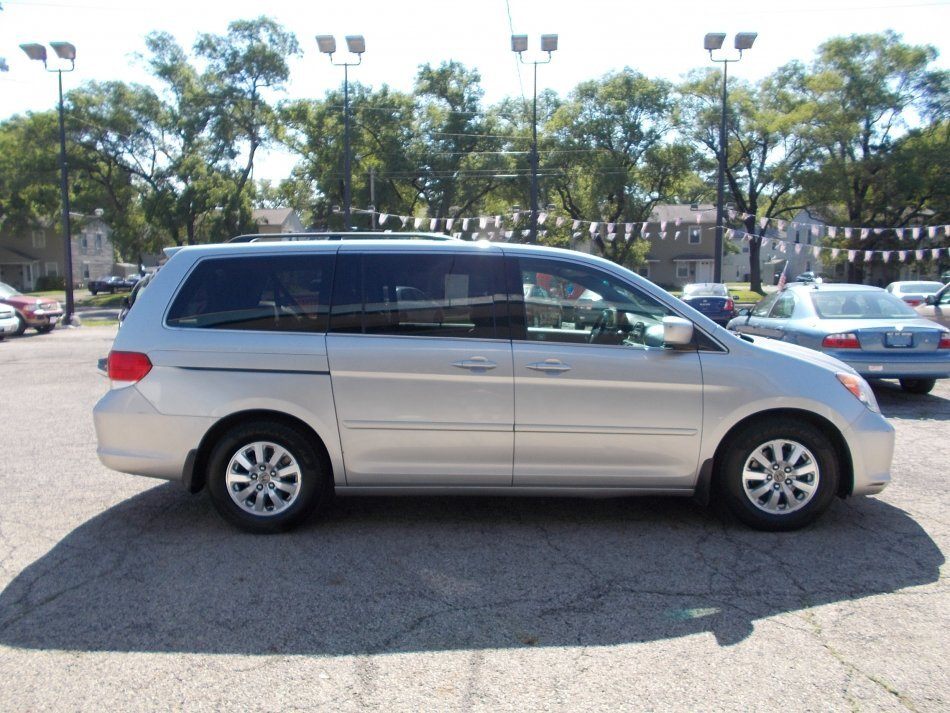 2009 HONDA ODYSSEY EX for sale in Whitehall, OH
