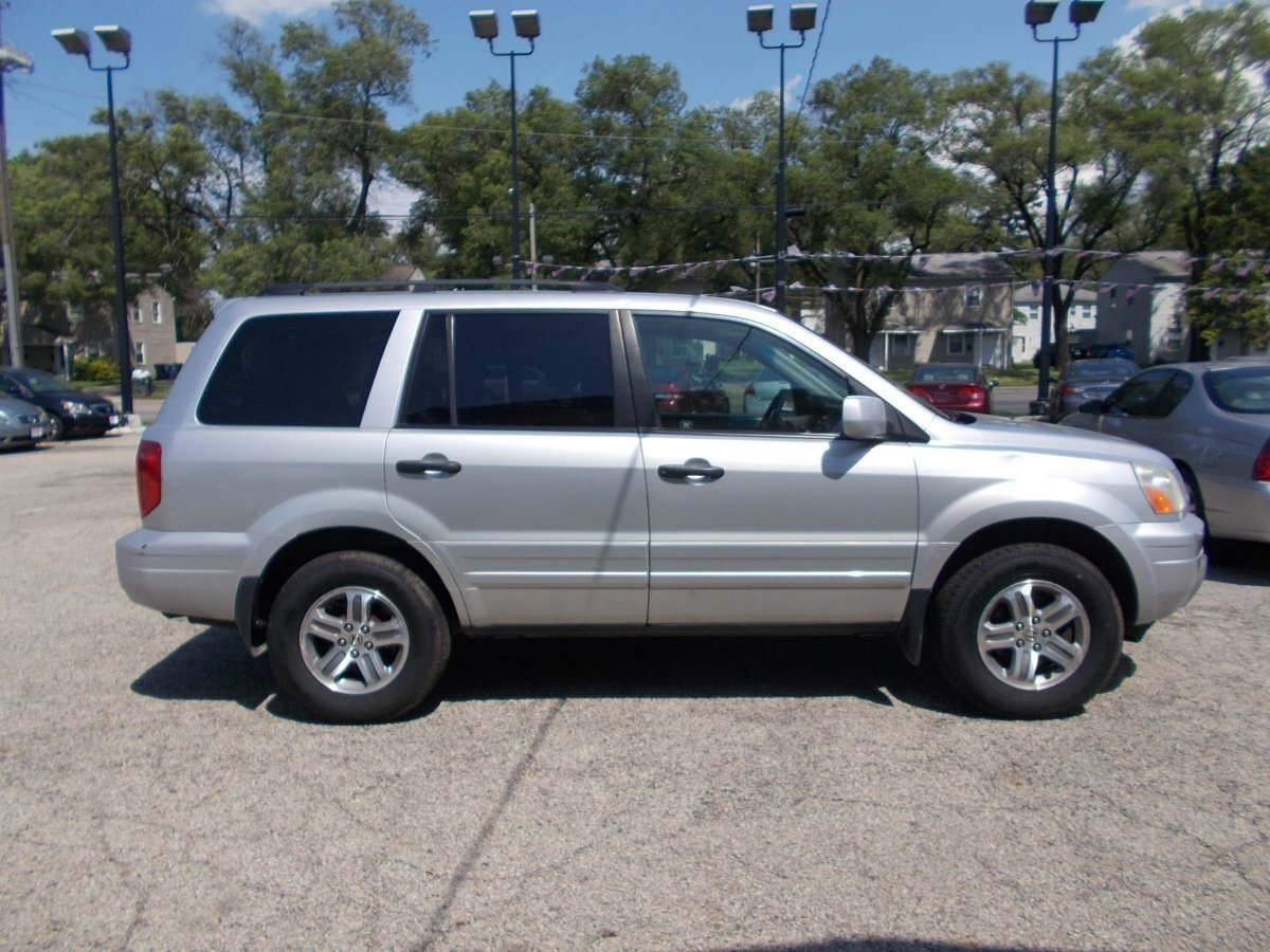 2005 HONDA PILOT EX w/ Leather and DVD for sale in Whitehall, OH