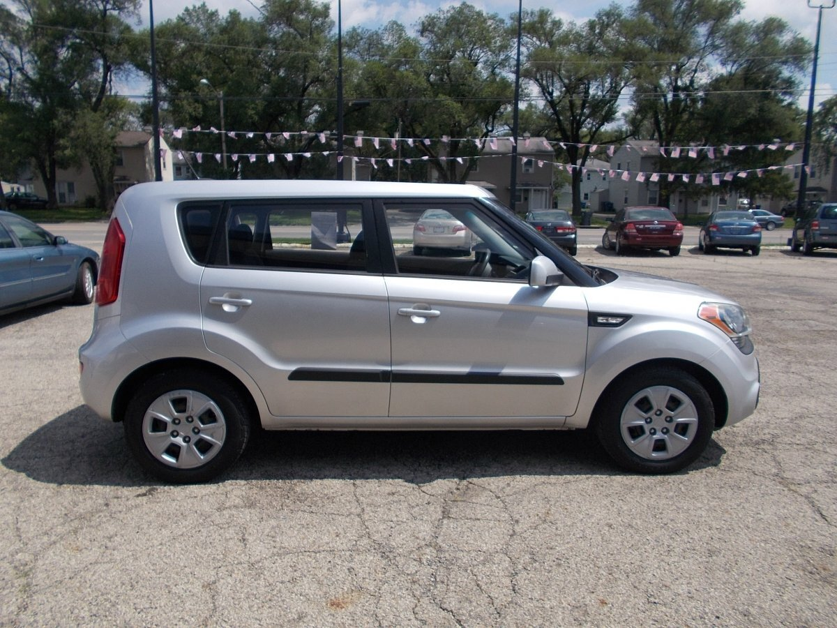 2012 KIA SOUL BASE for sale in Whitehall, OH